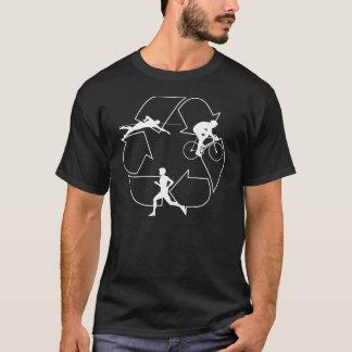 Camiseta Homem do Triathlon