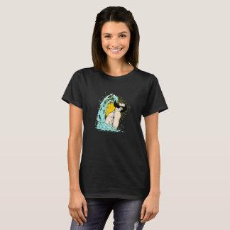 Camiseta Homem farpado engraçado