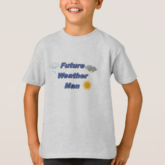 Camiseta Homem futuro do tempo