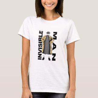 Camiseta Homem invisível