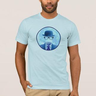 Camiseta Homem invisível (luz)
