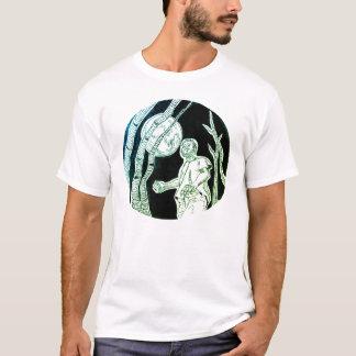 Camiseta Homem-lobo do Hitchhiker