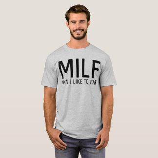 Camiseta Homem que eu gosto de fart