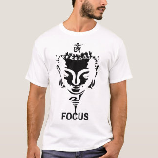 Camiseta Homem-T-camisa sábia de Homem-Buddha