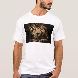 Camiseta Homem temível Menacing de desengaço dos olhos da