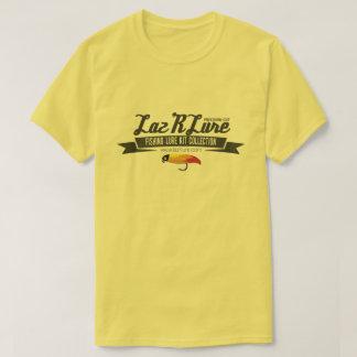 Camiseta Homens da atração de Laz'R T-Curtos