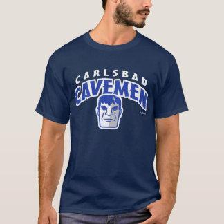 Camiseta Homens das cavernas de Carlsbad arqueados