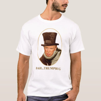 Camiseta Homens de Bah TrumpBug claros