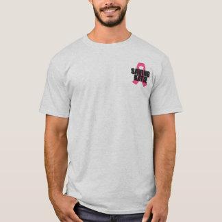 Camiseta Homens de Katie da economia