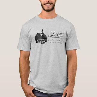 Camiseta Homens de Siloteria