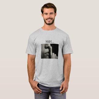Camiseta Homens de SSH-SPC