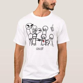 Camiseta homens do asdftee
