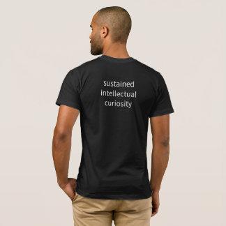 """Camiseta Homens - """"intelectual sustentado… """""""