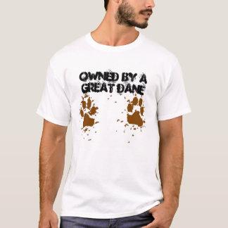 Camiseta Homens possuídos por great dane