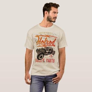Camiseta Homens que ardem o tshirt de Hotrod
