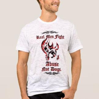 Camiseta Homens reais