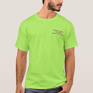 Camiseta Homens T dos diabos do desafio de MWR