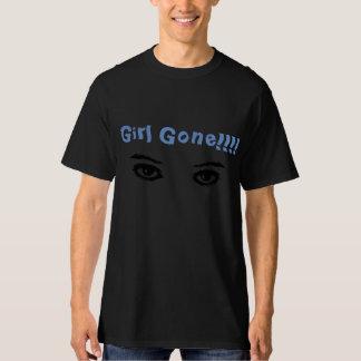 Camiseta Homens T ido menina
