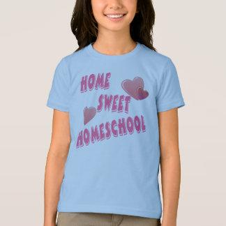 Camiseta Homeschool doce Home