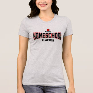 Camiseta Homeschool - t-shirt orgulhoso da escola do