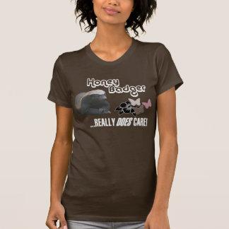 Camiseta ~~Honey Badger~~ que se importa!
