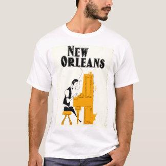 Camiseta Honky Tonk de Nova Orleães