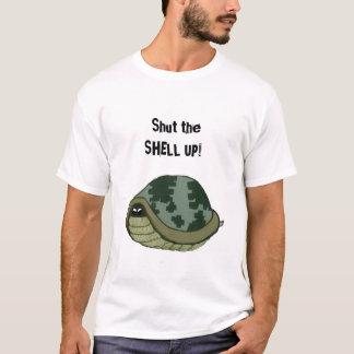 Camiseta Honu irritado
