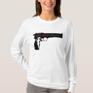 Camiseta Hoodie das senhoras de GG2G