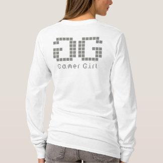 Camiseta Hoodie de GamerGirl