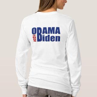 Camiseta Hoodie de Obama Biden