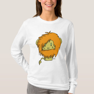 Camiseta Hoodie do leão