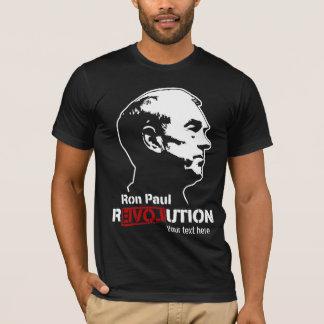 Camiseta Hoodie personalizado revolução de Ron Paul