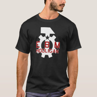 CAMISETA HOOLIGAN 2 DE EBM