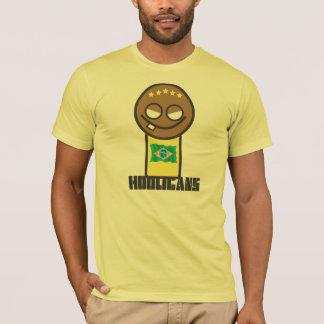 Camiseta Hooligan de Brasil