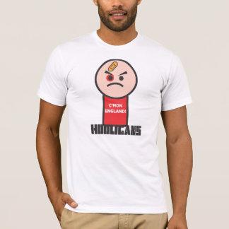 Camiseta Hooligan de Inglaterra