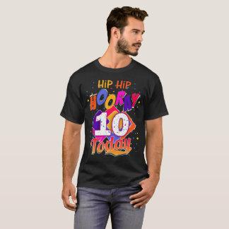 Camiseta Hoorry anca anca seus meus 10