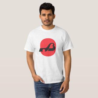 Camiseta Hóquei clássico retro t das lâminas de Baltimore