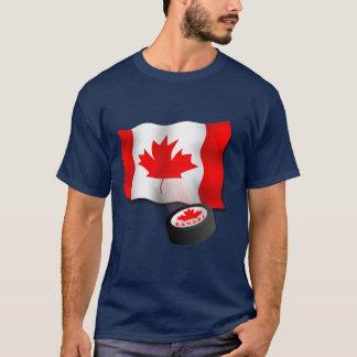 Camiseta Hóquei de Canadá
