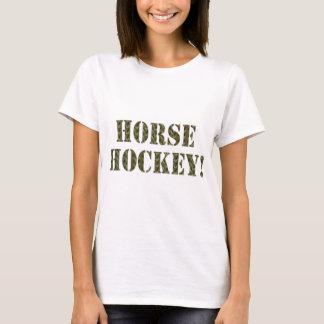 Camiseta Hóquei de cavalo
