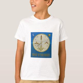 Camiseta Hora maçónica