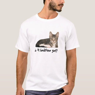 Camiseta Horas de dormir