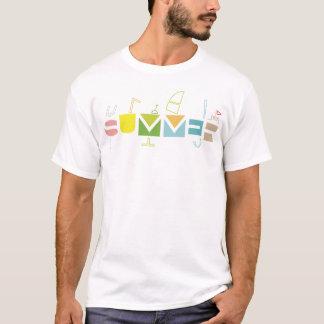 Camiseta Horas de verão