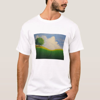 Camiseta Horizonte do Daydream de Steampunk