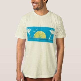 Camiseta Horizonte SOCAL do vintage
