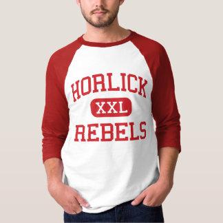 Camiseta Horlick - rebeldes - segundo grau - Racine