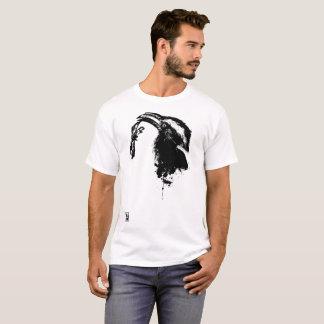 Camiseta Hornbill & escorpião