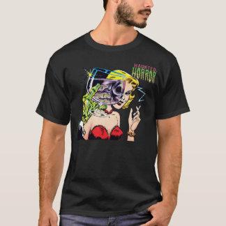 Camiseta Horror assombrado: Femme Fatale!