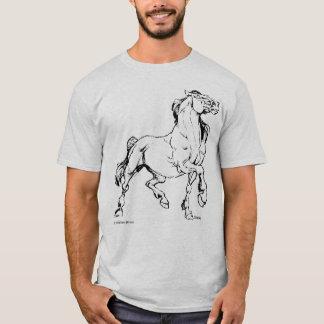Camiseta horse2