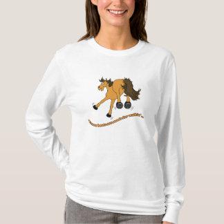 Camiseta Horse boots