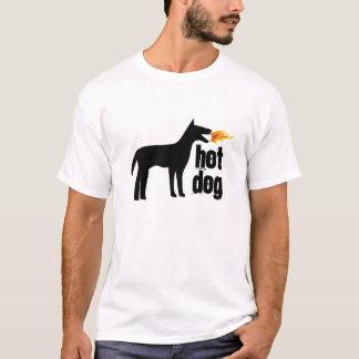 Camiseta hot dog